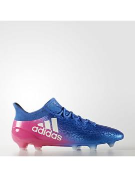 X 16.1 Firm Ground Cleats by Adidas