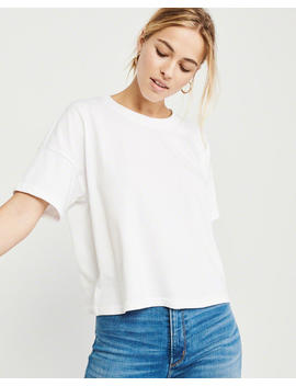 Boxy Tee by Abercrombie & Fitch