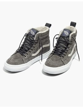 Vans® Unisex Sk8 Hi Mte High Top Sneakers In Suede by Madewell