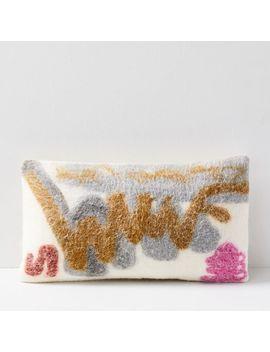 Felt Palette Play Pillow Cover by West Elm