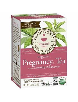Traditional Medicinal's Pregnancy Herb Tea ( 6x16 Bag) By Traditional Medicinals by Traditional Medicinal's