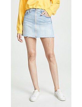 Decon Zip Through Skirt by Levi's