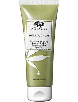 Online Only Hello, Calm Face Mask by Origins