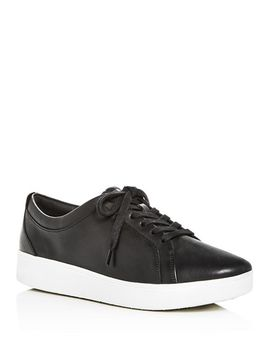 Women's Rally Low Top Platform Sneakers by Fit Flop