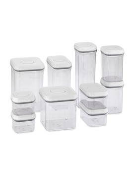 Oxo Pop Containers, Set Of 10 by Williams   Sonoma