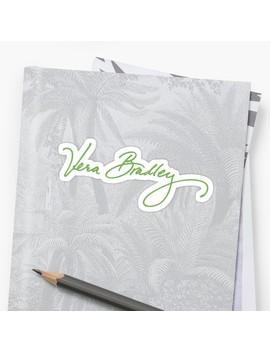 Vera Bradley Logo by Corinthiabrooke