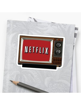 Retro Netflix by Ericbracewell