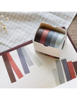 5 Meters Cool Pure Colour Washi Tape | 10mm Wide | Multiple Types | Papercraft Supplies, Scrapbooking Embellishment | Ks Rt 010 by Etsy