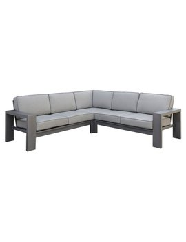 Orren Ellis Sherrell Patio Sectional Sofa by Orren Ellis