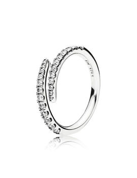 Shooting Star Ring, Clear Cz Sterling Silver, Cubic Zirconia by Pandora