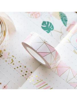 Girlish Heart Washi Tape | Varied In Width | Multiple Types | Scrapbook Masking Tape, Adhesive Tape Adhesive Crafts Tape | Ks Rt 014 by Etsy
