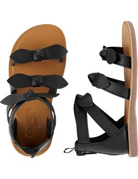 Osh Kosh Bow Sandals by Oshkosh