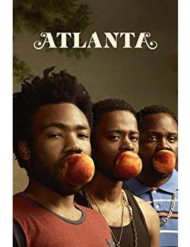 Black Creations Atlanta 2 Movie Poster Canvas Picture Art Print Premium Quality A0 A1 A2 A3 A4 (A4 Poster (210/297mm 8.3/11.7inches)) by Black Creations