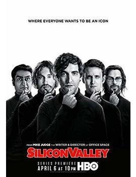Silicon Valley Tv Show Photo Print Poster Art Thomas Middleditch T.J. Miller 001 A4 by Generic