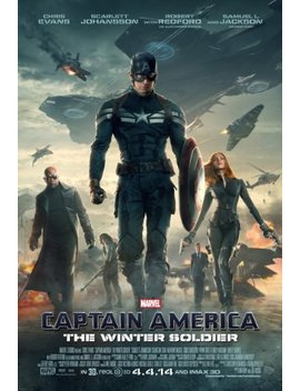 Black Creations Captain America The Winter Soldier 3 Movie Poster Canvas Picture Art Print Premium Quality A0 A1 A2 A3 A4 (A4 Canvas (8/12)) by Black Creations