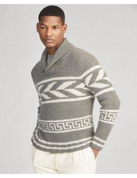 Hand Knit Cashmere Sweater by Ralph Lauren