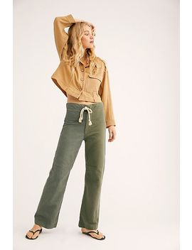 Mission Trousers by Free People