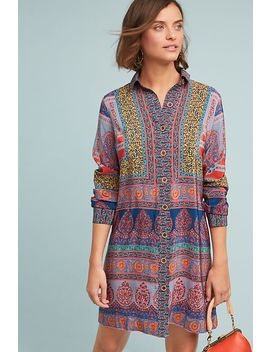 Casablanca Silk Shirtdress by Maeve