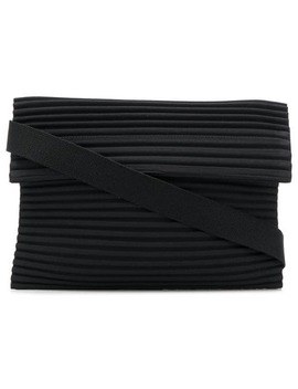 Small Crossbody Pouch by Homme Plissé Issey Miyake