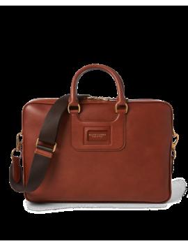 Calfskin Briefcase by Ralph Lauren