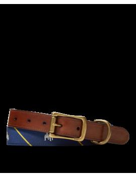 Anchor Tie Silk Belt by Ralph Lauren