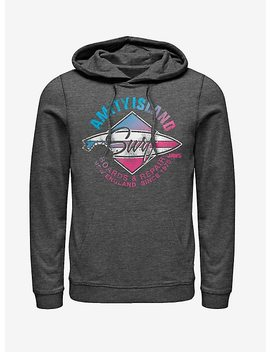 Amity Island Surfboard Repair Hoodie by Hot Topic