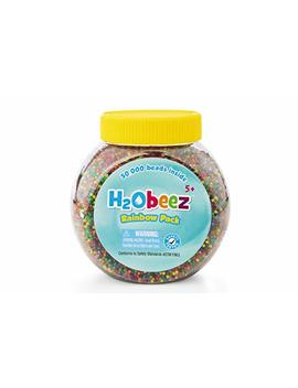 Orbeez   H2 Obeez Rainbow Pack – Safety Tested,, Sensory Play, 50,000 Water Beads For Kids by Orbeez