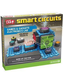 Smart Lab Toys Smart Circuits Games & Gadgets Electronics Lab by Smart Lab Toys