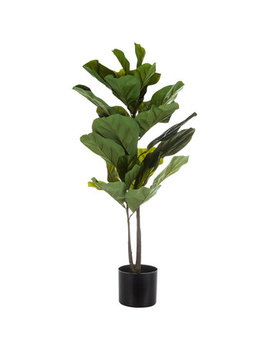 Potted Fiddle Leaf Fig Tree by Hobby Lobby