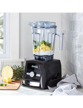 Vitamix ® Ascent A3300 Blender Black Diamond by Crate&Barrel