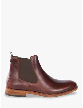 Barbour Bedlington Chelsea Boots, Brown by Barbour