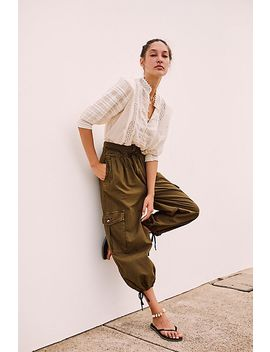 Fly Away Parachute Pant by Free People