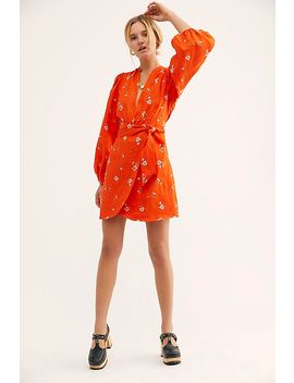 Posies Mini Dress by Free People