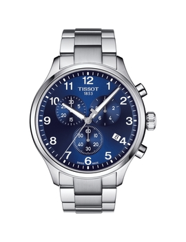 Mens Tissot Chrono Xl Classic Watch T1166171104701 by Tissot