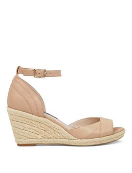 Johanna Wedge Espadrille Sandals by Nine West