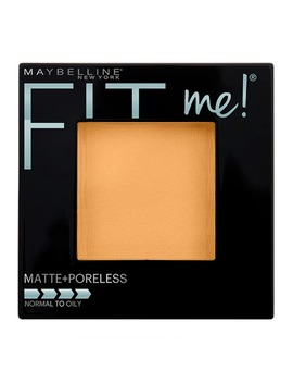 Maybelline Fit Me Matte & Poreless Powder 9g by Maybelline New York