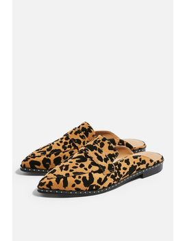 Lara Studded Mules by Topshop