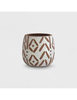"5"" Pattern Planter Terracotta   Opalhouse™ by Shop This Collection"