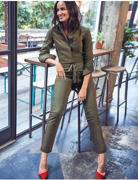 Jessie Jumpsuit by Boden