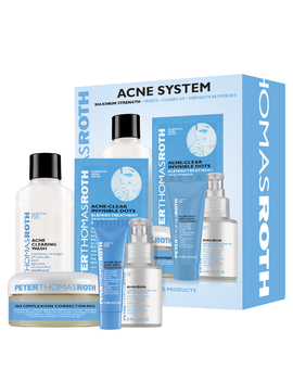 Peter Thomas Roth Acne Kit by Look Fantastic