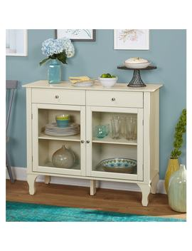 Simple Living Layla Antique Buffet by Simple Living