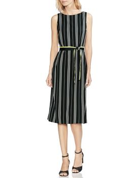 Stripe Dress by Vince Camuto