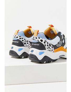 """Skechers – Sneaker """"D'litesOne Piece"""" In Orange by Skechers Shoppen"""