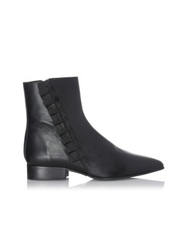Selected Femme Frill Detail Boots by Next