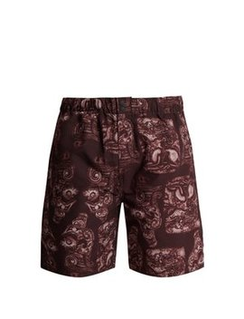 Trent Pendant Swim Shorts by Saturdays Nyc