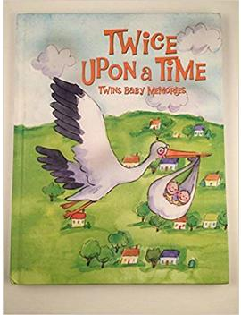 2 Pack   Twice Upon A Time: Twins Memory Books by Lynn Lorenz