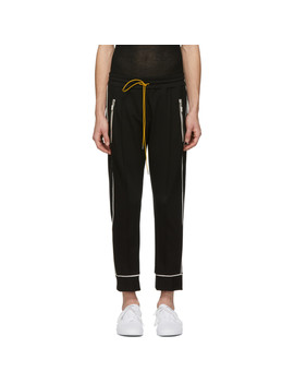 Black Smoking Trousers by Rhude