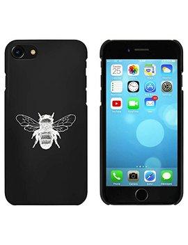 Azeeda Black 'bumble Bee' Case / Cover For I Phone 7 (Mc00057485) by Azeeda
