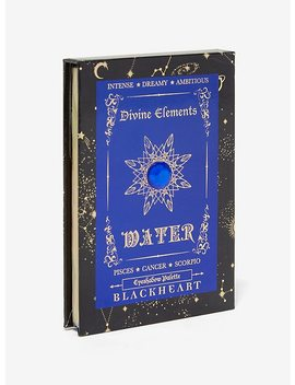 Blackheart Divine Elements Water Pisces Cancer Scorpio Eyeshadow Palette by Hot Topic
