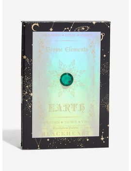 Blackheart Divine Elements Earth Capricorn Taurus & Virgo Eyeshadow Palette by Hot Topic